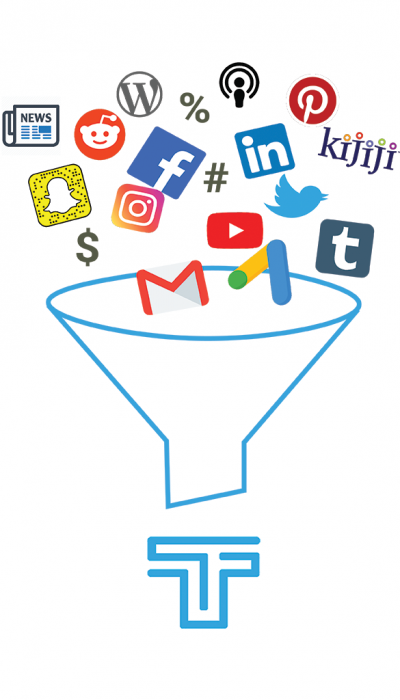Tactycs funneling into marketing analytics